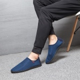 Buy Ai Home Summer Outdoor Breathable Shoes Running Shoes Sneaker Net Cloth Sports Shoes Blue Intl Ai Home Original