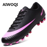 Where To Buy Aiwoqi Men S High End Soccer Shoes Firm Ground Football Shoes Intl