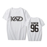 Store Alipop Kpop Korean Fashion K A R D Mini Album Hola Hola Kard Cotton Tshirt K Pop T Shirts T Shirt Pt560 Somin White Intl Alipop On China