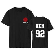 Store Alipop Kpop Vixx 4Th Mini Album Ken Shirts K Pop Casual Cotton Clothes Tshirt T Shirt Short Sleeve Tops T Shirt Dx453 Black Intl Alipop On China