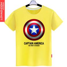 Discount Alliance Men Short Sleeve Cotton Pants T Shirt Huang Txu Us Captain Huang Txu Us Captain Lovaocom On China
