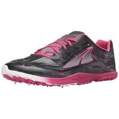 Altra Mens Golden Spike Running Shoe, Black/Diva Pink, US - intl