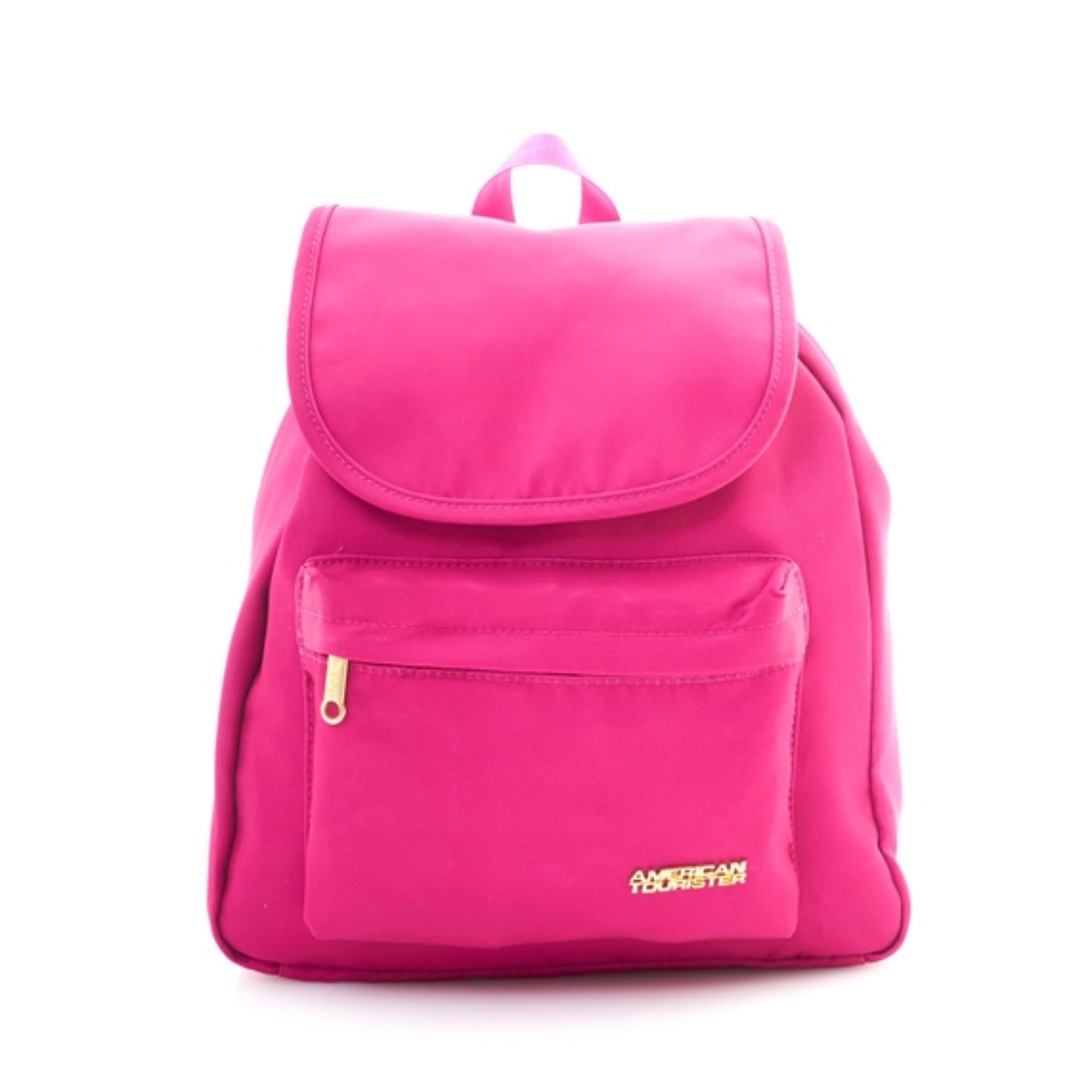 Sale American Tourister Alizee Ii Backpack 01 Fuchsia Online Singapore