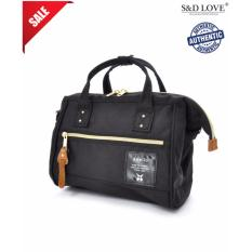 Price Comparisons Of Anello Original Japan 2 Way Boston Bag Shoulder Bag Japan Bestselling Mini Black