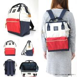 How To Get Anello Original Japan Large Capacity Unisex Casual Backpack Mix F With Backzip
