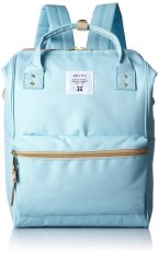 Buy Anello Original Japan Large Capacity Unisex Casual Backpack New 2016 Spring Seriessax With Backzip On Singapore