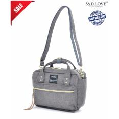【Anello】 Square Mini Boston 2 Way Shoulder Bag At C 1223 Color Light Grey Promo Code
