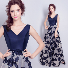 Compare Prices For Tianshijiayi Retro Disk Flowers Lace Large Bridesmaid Clothing