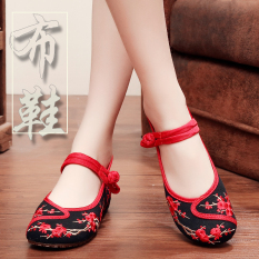 Shop For Antique Old Beijing Chinese Clothing Shoes Women S Shoes Black