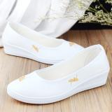 The Archaic Men S Casual Qiu Ji Kuan Hanfu Shoes Ladies Shoes Ginkgo Biloba Ginkgo Biloba Price