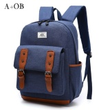 Sale A Ob Sport Fashion Outdoor Travel Casual Backpack Sch**l Bag Duck Blue Intl A Ob
