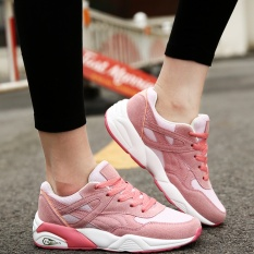 Low Cost Aptesol Womens Outdoor Sport Brand Light Running Shoes Lace Up Breathable Sneakers Damping Anti Collision Air Mesh Walking Shoes Intl