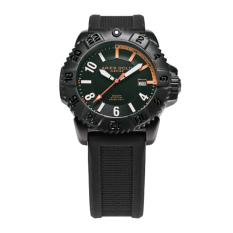 Buy Aries Gold Inspire Hydromancer Men S Black Silicon Strap G 703R Bk Or Online Singapore