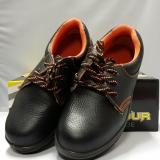 Sales Price Armour Black Lace Up Safety Shoes