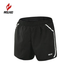 Sale Arsuxeo Men S Running Shorts Quick Dry Marathon Professional Short Pants Training Fitness Running Cycling Sports Shorts Trunks Intl On China