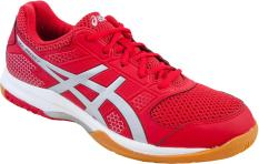 Where To Shop For Asics Gel Rocket 8 Multicourt Shoes Prime Red Silver Wine