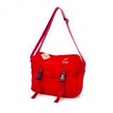 Authentic Anello Messenger Bag S Size At B1622 Red Reviews