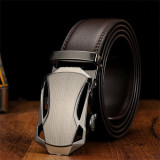 Automatic Deduction Of Men S Business Casual All Match Classic Fashion Leather Belt Brown Intl Best Buy