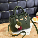 Korean Style Female New Style Hot Selling Diaper Bag Bags Dark Green Color For Sale