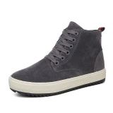 Retail Autumn And Winter New Style Women S Shoes Gray