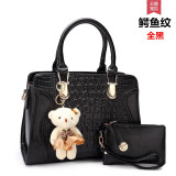 Compare Cool Female New Style Women S Shoulder Bag Full Color Large Black