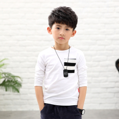 Review Base Shirt New Style Boy S T Shirt White Oem On Singapore