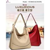 For Sale Ax Styles 2017 04 Young Trendy Fashionable Shoulder Lady Bag H03Ba010 Cream
