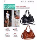 Discount Ax Styles 2017 04 Trendy Fashionable Shoulder Lady Handbag H03Ba011 Black Oem