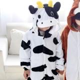 Buy Baby Unisex Animal Pajamas Cosplay Costume Onesie Kid Sleepwear Cows Intl Cheap On China