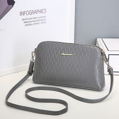 Women S Korean Style Hand Held Shell Bag Gray Gray Coupon Code