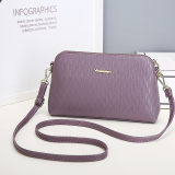 Women S Korean Style Hand Held Shell Bag Taro Purple Taro Purple Other Cheap On China