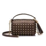 Baglink Fashion Pu Leather Shoulder Sling Bag Brown Intl Promo Code