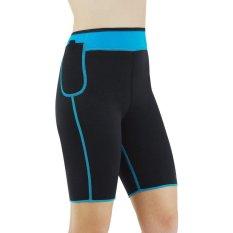 Discounted Bang Slimming Neoprene Shorts Hot Sweat Body Shapers Womens Weightloss