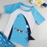 Sale Baby Small Boy S Sun Protection Quick Drying Split Swimsuit Children S Swimsuit Oem Original
