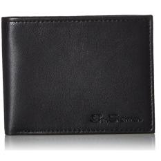 Ben Sherman Men S Kensington Sheepskin Leather Passcase Wallet Singapore