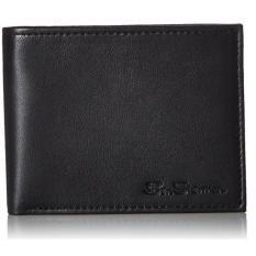 Ben Sherman Men S Kensington Sheepskin Leather Passcase Wallet Price