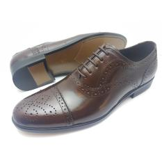 Cheapest Bettini Italian Men Leather Shoes Toe Cap Brogues Brown Online