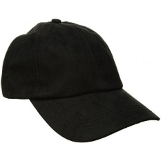 Billabong Womens Lux Club Faux Suede Baseball Hat 7822f5db710