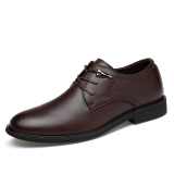 British Leather Men New Style Men S Shoes Black Leather Shoes Deep Brown Deep Brown Shop