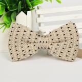 Buy Bowtie Formal Neckwear Bow Tie Party Wedding Mens Wool Knitting Bow Ties For Men Accessories Oem Cheap