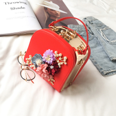 European And American Female Summer New Style Women S Bag Bags Red Coupon