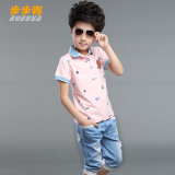 Sale Korean Version Of The Cotton Summer New T Shirt Pink Color China Cheap