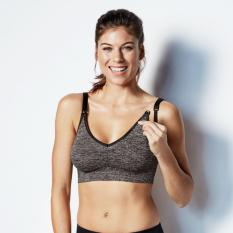 Bravado Seamless Yoga Bra Grey Medium Promo Code