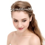Buy Bridal Wedding Head Piece Bride Headwear Headband Hair Band Handmade Women Party Jewelry Accessories Intl Online