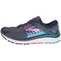 Brooks Glycerin 14 Peacoat Navy/Purple Cactus Flower/Capri Breeze Womens  Running Shoes -