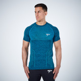 Best Deal Brother Muscle Fitness Dog Sports Slim Fit Clothing Blue