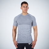 Buy Cheap Brother Muscle Fitness Dog Sports Slim Fit Clothing Gray
