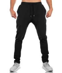 Discount Brother Muscle Fitness Dog Sweatpants Athletic Pants Black Zip Other China