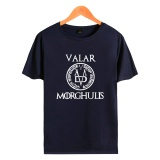 Bts Game Of Thrones Funny T Shirts Men T Shirts Summer Style T Shirt Boys Brand Short Sleeve Black Fashion O Neck Brand Tshirt Navy Blue Intl Review