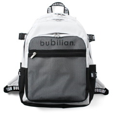 Buy Bubilian Btbb 6447 3D Korean Style Backpack White And Black Intl
